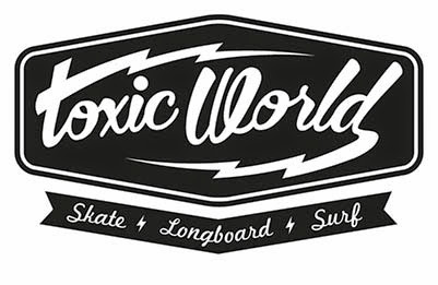 TOXIC WORLD skate, surf & longboard