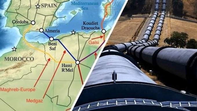 Argelia prescinde del gasoducto que pasa por Marruecos y traspasa gas a España.