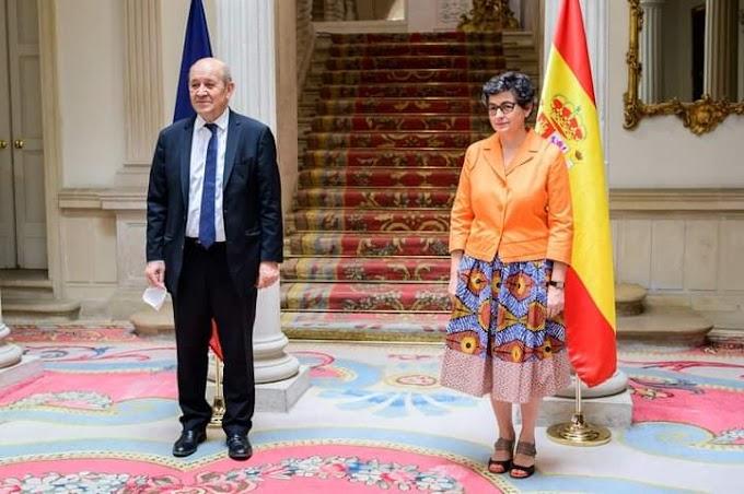 """Laya: """"Se siguieron todos los protocolos en vigor para la entrada de Ghali en España""""."""