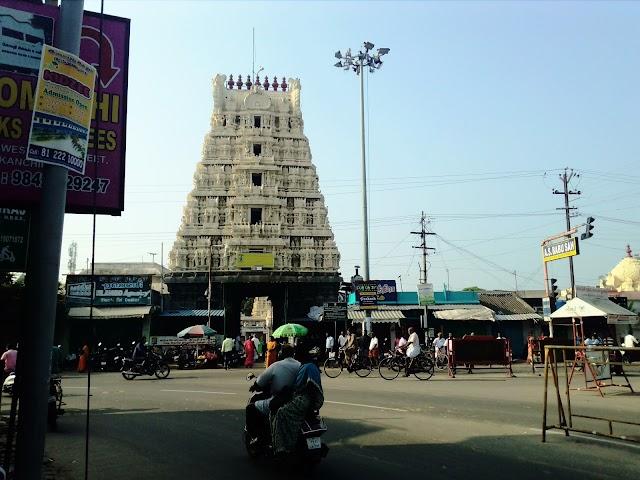 Important Temples in Kanchipuram