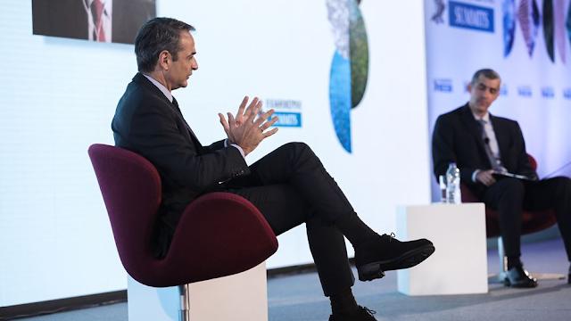 Κυρ. Μητσοτάκης: Ελλάδα και Ιταλία ζητούν κοινή αγορά φυσικού αερίου από την ΕΕ