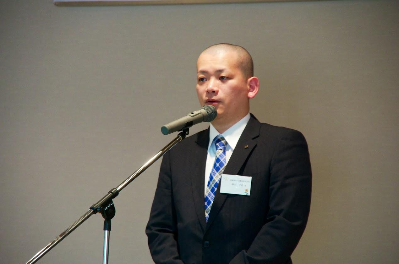 北海道中小企業団体中央会・津川了也 様