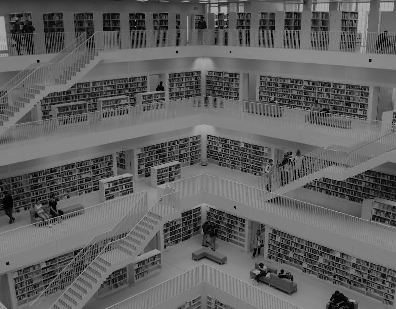 Stuttgart Library di silvia_tamburini