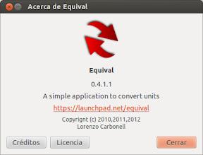 Liberado Equival 0.4.1.1