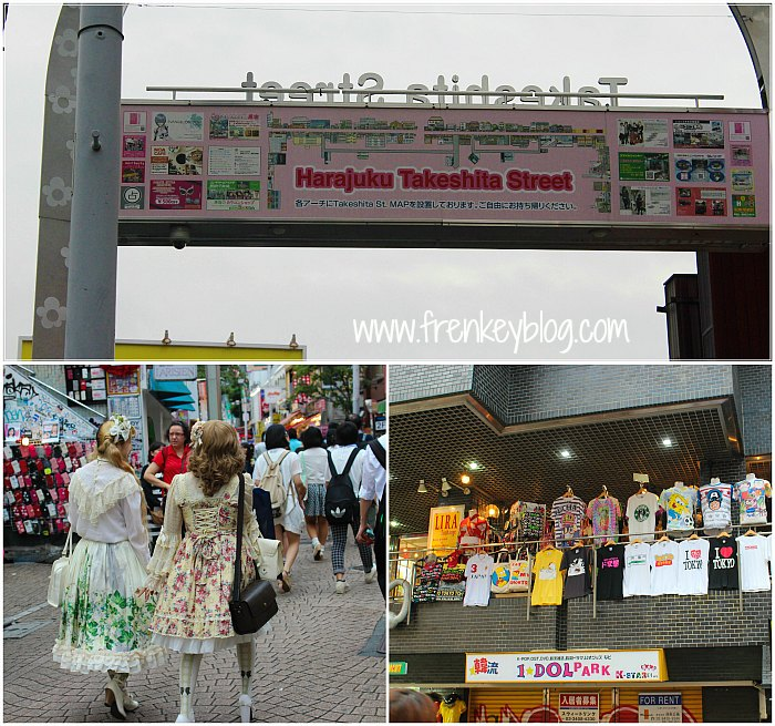 Gerbang Takeshita Street, Lolita Cosplay, Fashion Shop