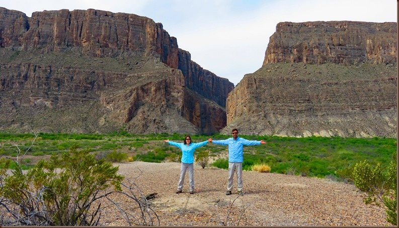 Big Bend26-7 Apr 2016