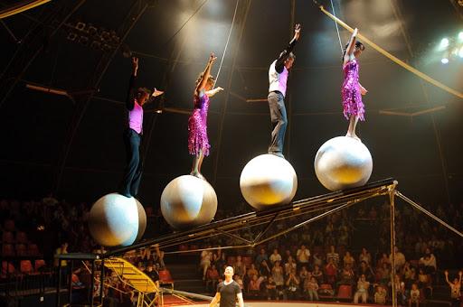 Une Journée au Cirque. From Love Theme Parks? Unusual 1 day excursions from Paris