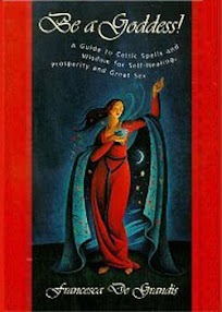 Cover of Francesca De Grandis's Book Be a Goddess