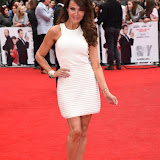ENTSIMAGES.COM - Lizzie Cundy at the Spy - UK film premiere Odeon Leicester Square London 27th May 2015 Photo Mobis Photos/OIC 0203 174 1069
