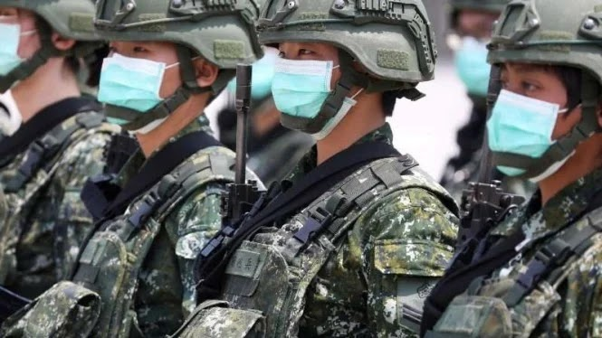 Ngeri, Mayat Letnan Huang Tergantung di Markas Militer Taiwan