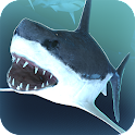Angry Shark Simulator 2016 icon