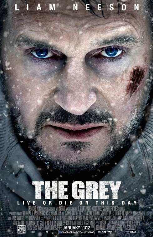 Poster Of The Grey (2011) Full Movie Hindi Dubbed Free Download Watch Online At Alldownloads4u.Com