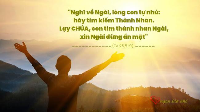 Đoạn Kinh Thánh gợi ý khi ĐỨC TIN CẦN KHUẤY ĐỘNG