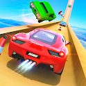 Impossible GT Car Transformation Racing Stunts icon