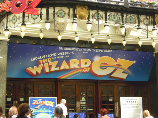 Wizard of Oz. London Musicals You Didn't Know You Wanted To See