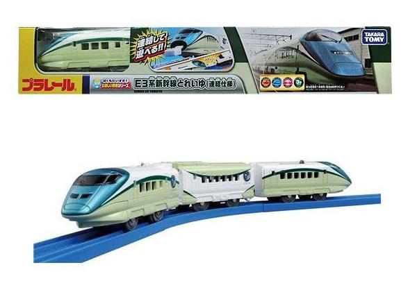 Đồ chơi Tàu hỏa E3 Toreiyu ShinKanSen
