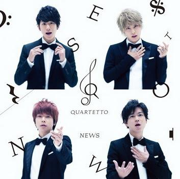 [MUSIC VIDEO] NEWS – QUARTETTO (DVDISO)