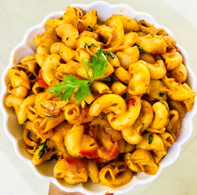 Masala Macroni Recipe | Breakfast Care