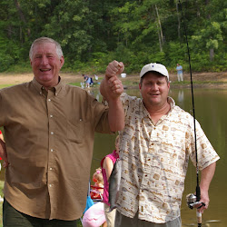 2007 Church Alive Fishing Derby - June 17, 2007