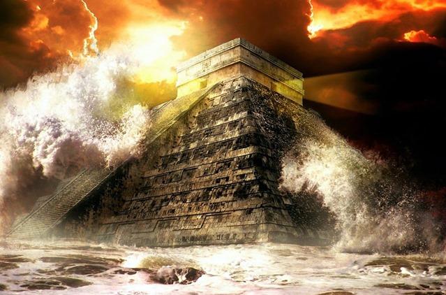 o livro dos antigos maias