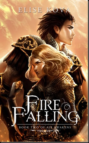 Fire Falling by Elise Kova