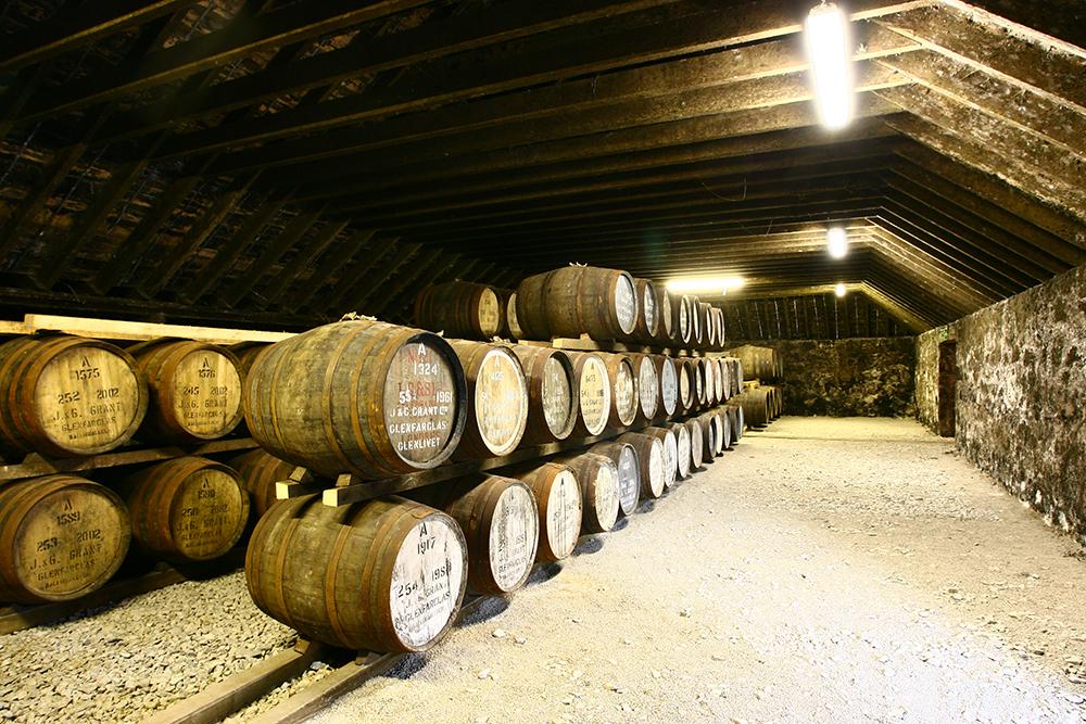 Ruta del Whisky, Escocia