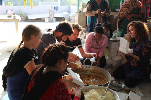 Outreach - Feeding Program