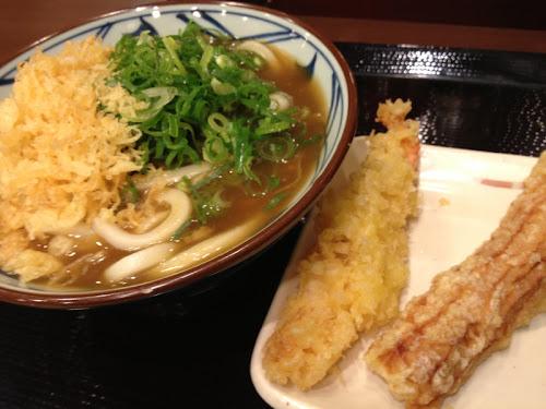 丸亀製麺 カレーうどん