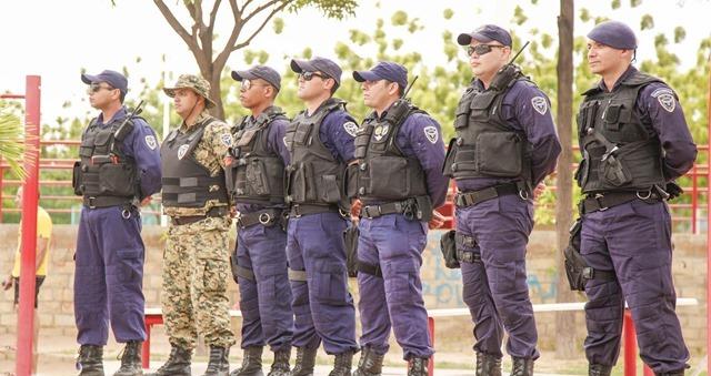 Guarda Municipal - Foto PMM