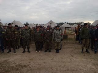 05 листопада 2016 року відбулися чергові практичні заняття формувань  теріторіальної оборони Херсонської області. На Олешківському полігоні  пройшли ... 2951b91226535