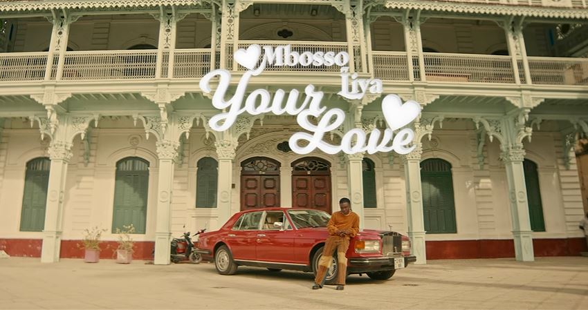 VIDEO | Mbosso Ft. Liya - Your Love | Mp4 Download