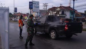 14 Kecamatan di Bandarlampung Diminta Rapid Test oleh BNPB