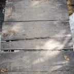 Puente sobre la quebrada Cárdenas