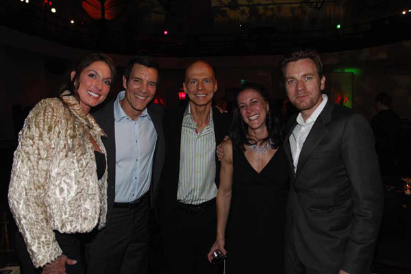 Tony Horton Scott Fifer Ewan Mcgregor And Guests, Tony Horton