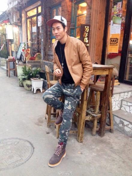 Guo Yunqi China Actor