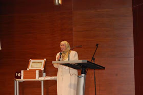 15 ANIVERSARIO del CCIV. Amparo Sánchez Rosell, Presidenta del CCIV.