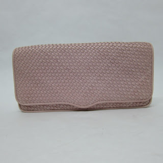 Rebecca Minkoff Woven Leather Clutch