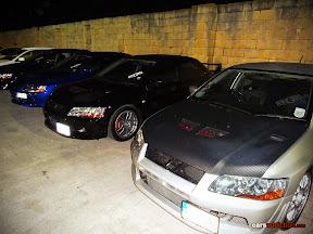Mitsubishi Evo Gang