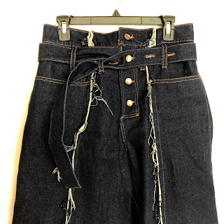 Alex Mullins High-Waisted  Jeans 31x30
