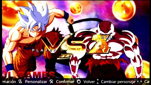 SAIU!!! NEW MOD DRAGON BALL SUPER V6 PARA ANDROID E PC (PPSSPP) 2018