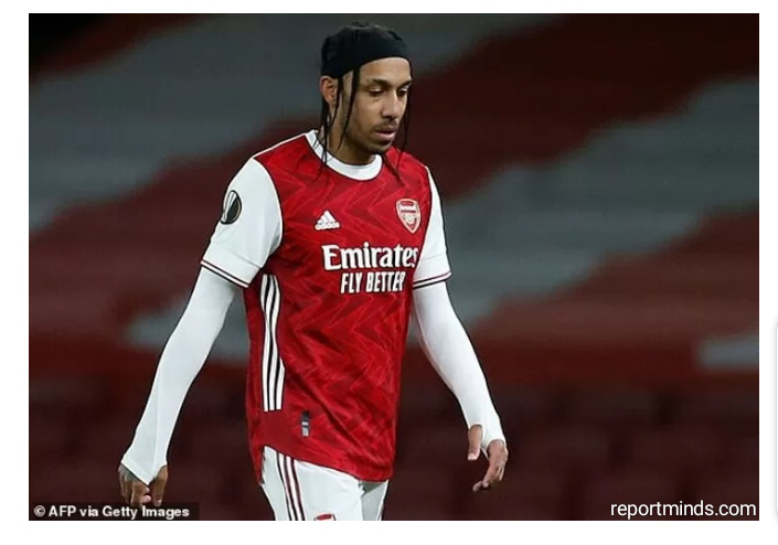 Arsenal dealt serious blow as Pierre-Emerick Aubameyang is unavailable for Sheffield United game