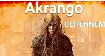 [E-kitap] Akrango Bölüm 1 : Ment Kasabasının Yeni Kralı