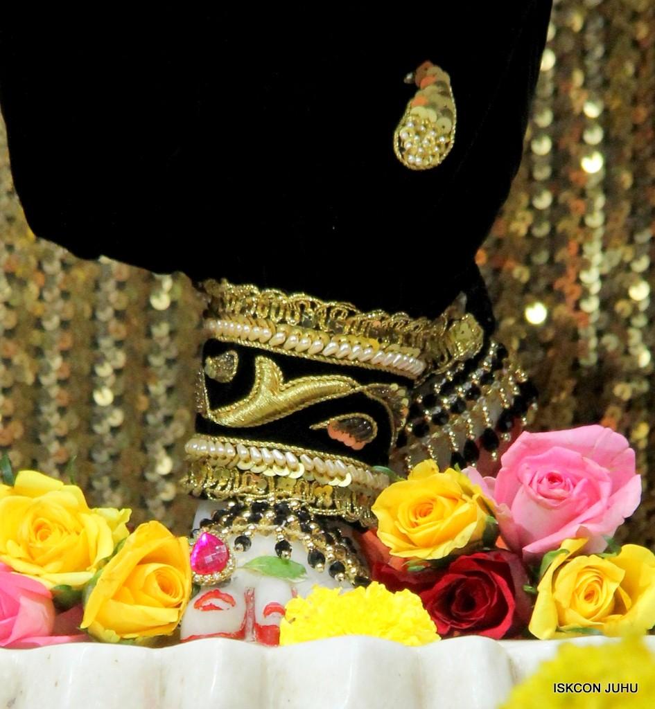 ISKCON Juhu Sringar Deity Darshan 7 Jan 2017  (43)