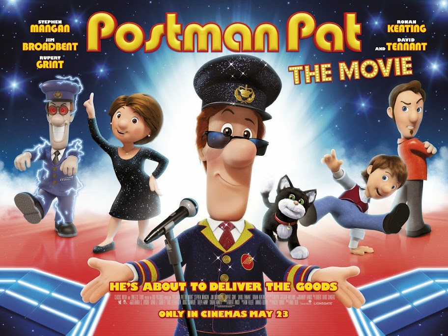 Postman Pat The Movie - poster