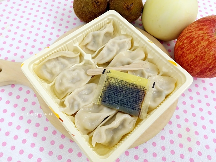 3 超商美食 及第鮮筍熟水餃