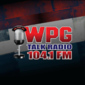 WPG Talk Radio 104.1 - South Jersey (WPGG)