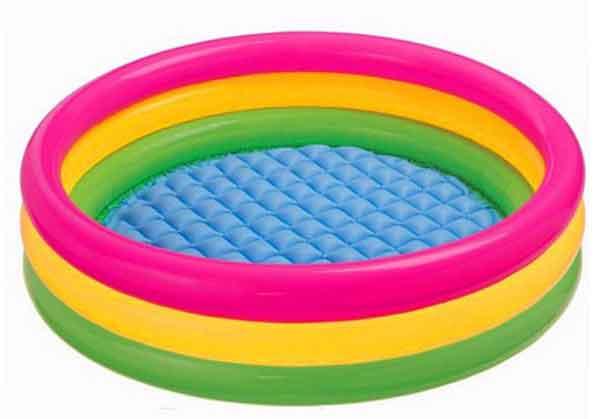hồ bơi trẻ em mini