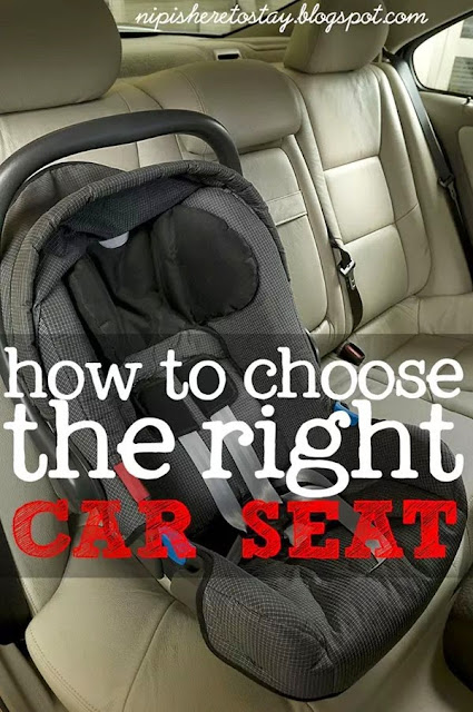 Carseat Safety Awareness: How to Choose the Right Car Seat