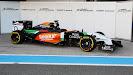 Force India F1 VJM07 launch
