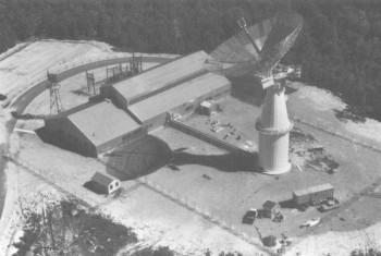 The Lincoln Laboratory Millstone Hill